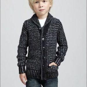 Boys Rag & Bone Target cardigan sweater size L